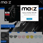 Black Friday: Upto 70% off Sitewide - Sunglasses, Watches, Accessories, Bags & More Sold by Makz.com.au @ Makz Australia