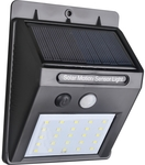 25 LED Solar Powered Panel Motion Sensor Outdoor Wall Lamp NZD11.40 (US $8.09) Delivered @Tmart.com