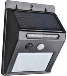 25 LED Solar Powered Panel Motion Sensor Outdoor Wall Lamp NZD11.40 (US $8.09) Delivered @Tmart.com