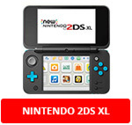 Nintendo 2DS XL $189 @ EB Games