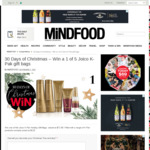 Win 1 of 5 Joico K-Pak Holiday Gift Bags (Worth $72.90) from Mindfood