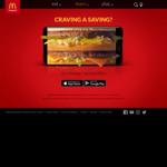 Cheeseburger Small Combo & Cheeseburger - $6 @ McDonald's via App