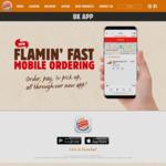 BOGO Rebel Whopper ~$8 (Plant-Based) @ Burger King App