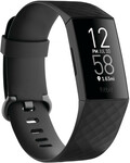 Fitbit Charge 4 - Black & Rosewood $199 @ Pbtech