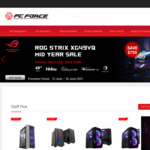 10% off Store-Wide at PC Force