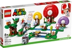 LEGO 71368 Super Mario Toad's Treasure Hunt $47 @ EB Games (or Price Beat + 10% off Toys = $38.07 @ The Warehouse) was $119