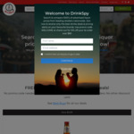 No Delivery Fees on All Home Page Deals @ DrinkSpy