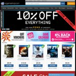 10% off Everything at Nzgameshop.com
