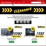 Noel Leeming Online Clearance - Nutri Ninja Auto IQ Blending System $195, HP 15-AB142AX (1920x1080p Touch Screen Laptop) $1397