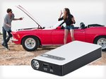 "Crazysales Tools & Auto Sale ""Emergency Car Jumpstarter Powerbank Kit 8000mAh"" $59.99"
