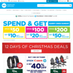 Warehouse Stationery - Spend & Get ($50 Get $10 Voucher, $100 Get $20, $200 Get $50)