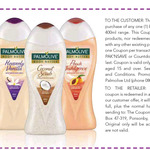 $2 off any Palmolive Body Butter Body Wash 400ml (Coupon) @ New World / PAK'N SAVE / Countdown