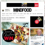 Win a Mainland Cheese Selection (Worth $250) from Mindfood