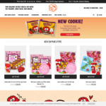Spend $30 and Get $10 off @ Cookie Time