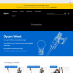 Dyson V7 Cord-Free $449 (Was $649) + More @ Dyson