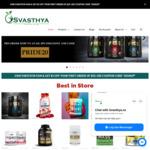 10% off Supplements Storewide @ Svasthya.nz