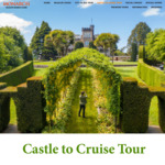 20% off Castle to Cruise Tour (Dunedin) @ Monarch Wildlife Cruises & Tours