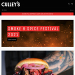 50% off Culley's Hot Sauce, Mayo & Dressings @ Culley's