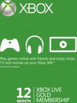 Xbox Live Gold 12 Month Subscription $27.89 US (Approx $42.57 NZD) with Coupon @ CD Keys