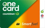 40c/Litre off Fuel at BP or Caltex When You Spend over $200 in-Store at Countdown / New World (or $10 off Orders over $200 Onlin