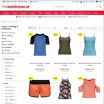 50% off Clearance Clothing from $1.24 @ The Warehouse