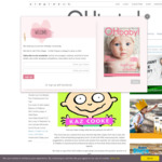 Win 'Babies & Toddlers' by Kaz Cooke from Oh Baby