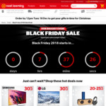 "Black Friday Apple Sale: MacBook Pro from $1999, iPad 9.7"" $488 @ Noel Leeming"