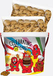 Cookie Time Jumbo Bucket 1.2kg Bucket $11 + $4.90 Shipping (Price Decreasing from $35 to $10ea) @ Munch Time