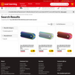 Sony Extra Bass XB32 Wireless Speaker $99 @ Noel Leeming (Price Match from Harvey Norman required)