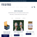 Free Delivery with Minimum Purchase of $10 @ Fix & Fogg
