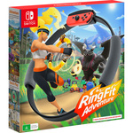 [Switch] Ring Fit Adventure $88 @ EB Games (or $64.20 Price Beat @ The Warehouse + Coupons + Zip Pay)