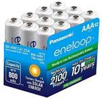 12x Panasonic BK-4MCCA12BA [MADE IN JAPAN] Eneloop AAA Batteries $36.7 NZD Delivered ($25.58 USD) @ Amazon