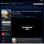 FREE [PC/XB1/PS4]: Tom Clancy's Ghost Recon Wildlands Open Beta
