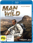Man Vs Wild: The Last Frontier - The Complete Fourth Season Blu-Ray $1 + $3.90 Delivery or Free Pickup @ Mighty Ape