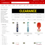 Clearance Items under $5 @ The Warehouse