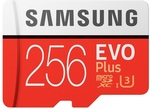 $179 for a 256GB Samsung Evo Plus Micro SD Card @ Mighty Ape