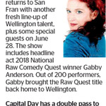 Win a Double Pass to The Young Guns Comedy Show from The Dominion Post (Wellington)