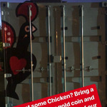 Free Nando's Chicken with Can of Food/Gold Coin Donation (St Luke's)