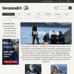 Swanndri 50% off End of Season Sale