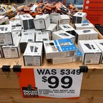 Ring Security Doorbell $99, Stick up Cams $99 @ Mitre 10 Mega (Whanganui)