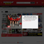 Free Club Plus Membership (Was $5) with Free $10 Credit @ Supercheap Auto (In-Store Only)