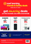 Noel Leeming - Friends & Family Deals - Apple iPhones at Cost + 0%