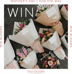 Win a Bouquet of Flowers from Nicci Goodin Florist (Plymouth)
