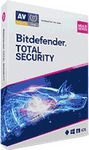 Bitdefender Total Security 2021 - 5 Devices / 3 Years - US$75.95 (NZ~$105) @ Dealarious