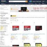 SanDisk: Ultra 200GB MicroSD US$67/~NZ$99, 480GB SSD Plus US$105/~NZ$156, 128GB Dual USB3 US$31/~NZ$46 + More Shipped @ Amazon