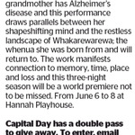 Win a Double Pass to Põhutu from The Dominion Post (Wellington)