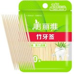 400 Bamboo Toothpicks US $0.19 (~NZ $0.30) Delivered @ Joybuy
