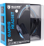 Win 1 Of 2 SADES SNUK Gaming Headsets Worth $80