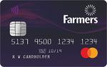 Farmers Mastercard 0% Interest on Balance Transfers & $200 Worth of Farmers Vouchers ($50 Annual Fee)