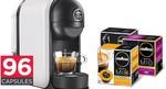 Lavazza Minù Coffee Capsule Machine + 96 Lavazza Capsules for $74.00 + Free Delivery @ Dick Smith